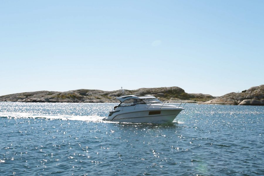 inshore yachts grandezza 28 OC golfe juan cote d'azur
