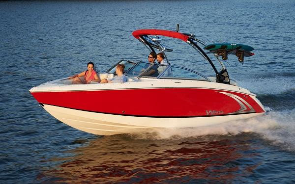 inshore yachts cobalt boat R3 WSS Surf golfe juan côte d'azur