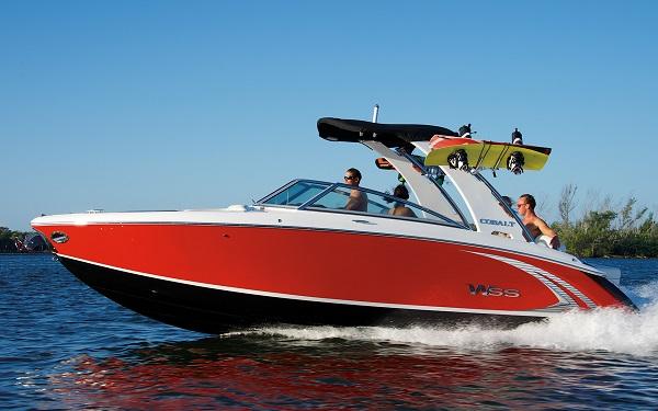 inshore yachts cobalt boat R5 WSS golfe juan côte d'azur