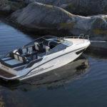 inshore yachts grandezza 25S golfe juan cote d'azur