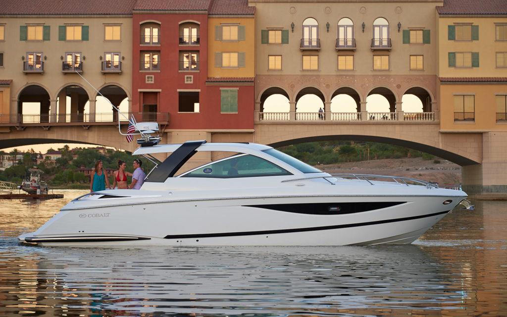 inshore yachts cobalt boat A40 coupe golfe juan côte d'azur