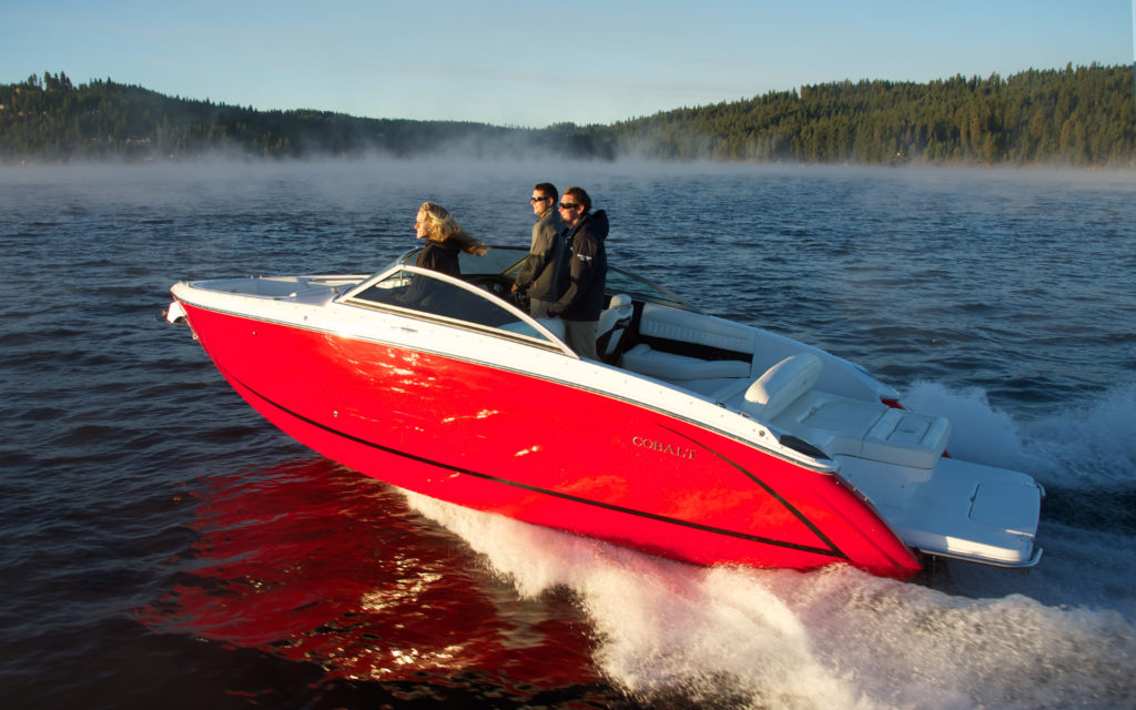 inshore yachts cobalt r5 golfe juan cote d'azur