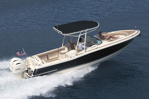 inshore yachts chris craft calypso 26 golfe juan côte d'azur