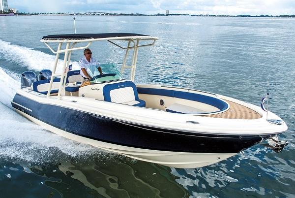 inshore yachts chris craft catalina 26 golfe juan côte d'azur