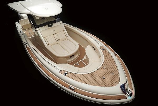 inshore yachts chris craft catalina 30 golfe juan côte d'azur