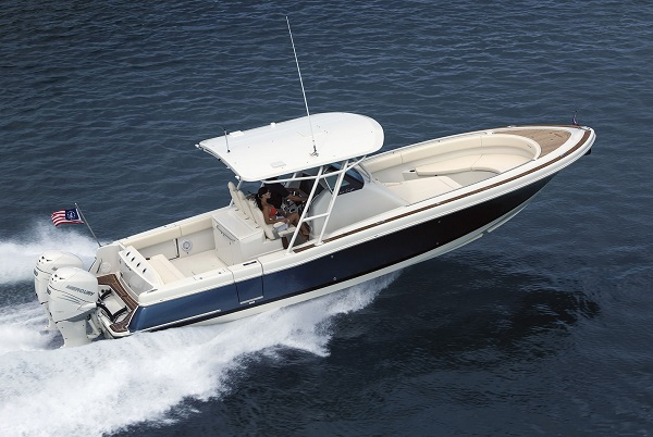 inshore yachts chris craft catalina 34 golfe juan côte d'azur
