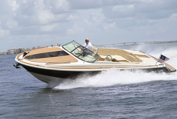 inshore yachts chris craft corsair 30 golfe juan côte d'azur