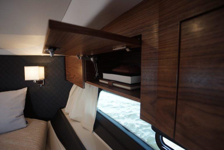 inshore yachts grandezza 40 CA golfe juan côte d'azur