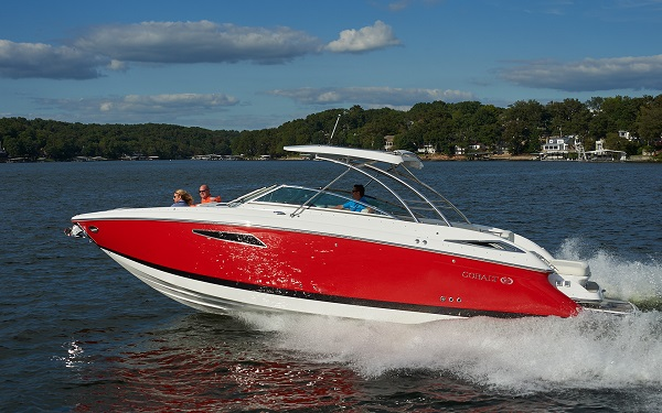 inshore yachts golfe juan cobalt r series