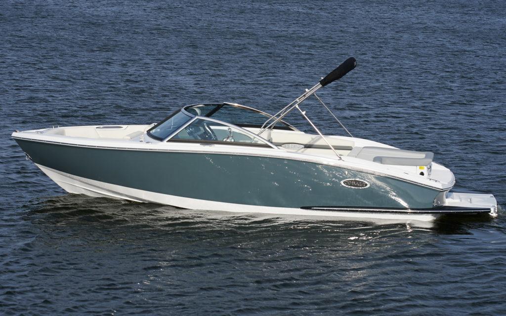 inshore yacht's wholesaler cobalt boat cs22 golfe juan