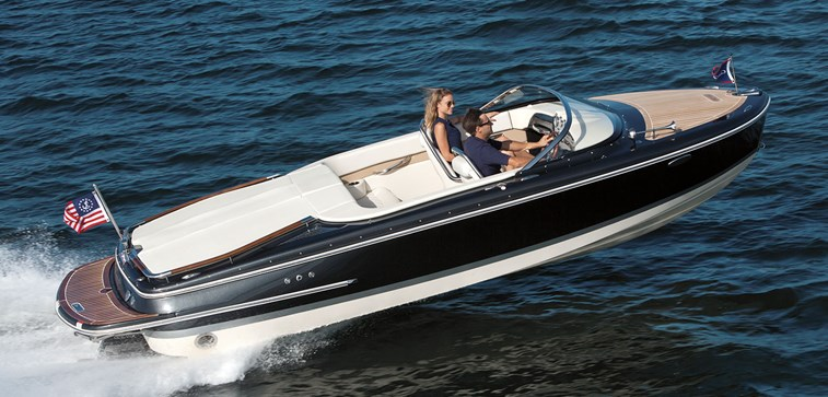 inshore yachts chris craft capri 21 golfe juan cote d'azur