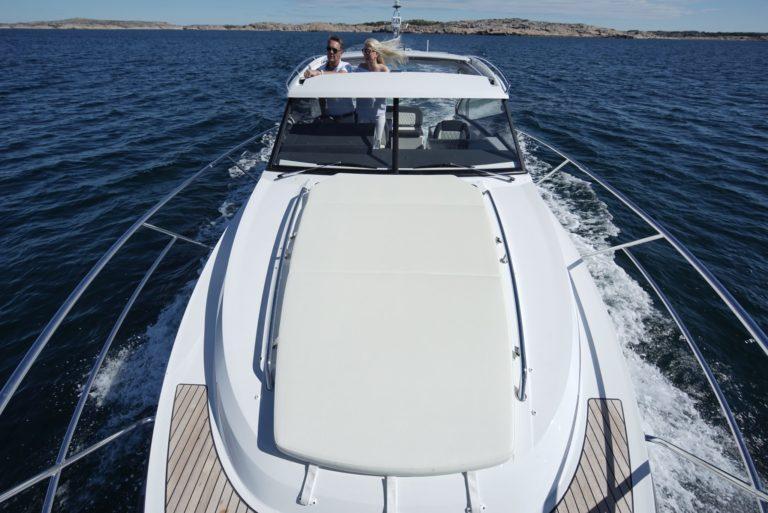 inshore yachts grandezza 34 oc golfe juan côte d'azur