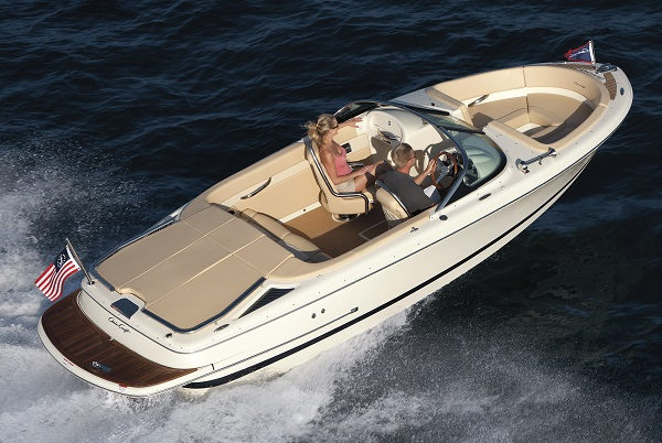 inshore yachts chris craft carina 21golfe juan côte d'azur
