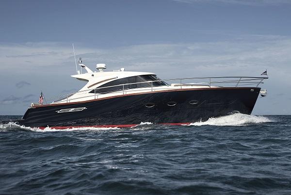 inshore yachts chris craft commander 44 golfe juan côte d'azur