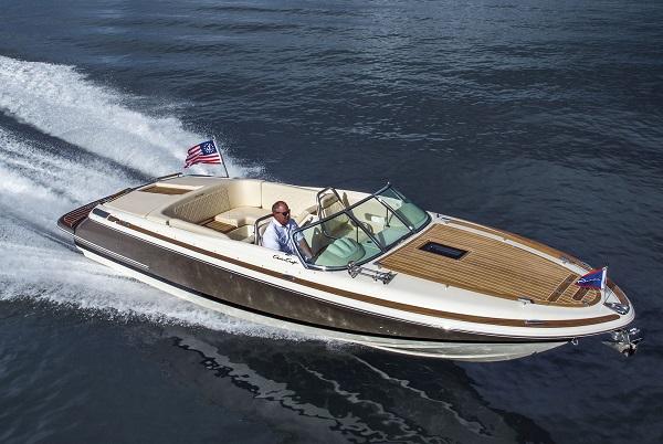 inshore yachts chris craft corsair 27 golfe juan côte d'azur