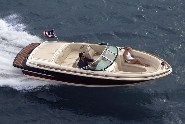 inshore yachts chris craft launch 23 golfe juan côte d'azur