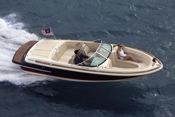 inshore yachts chris craft launch 23 golfe juan côte d'azur