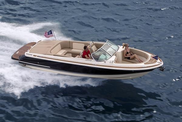 inshore yachts chris craft launch 27 golfe juan côte d'azur