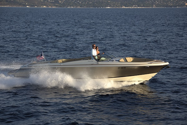 inshore yachts chris craft launch 34 golfe juan côte d'azur
