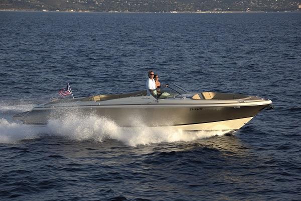 inshore yachts chris craft launch 34 golfe juan côte d'azur