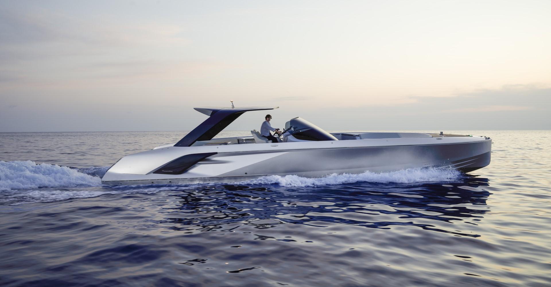 inshore yachts frauscher 1414 demon air golfe juan