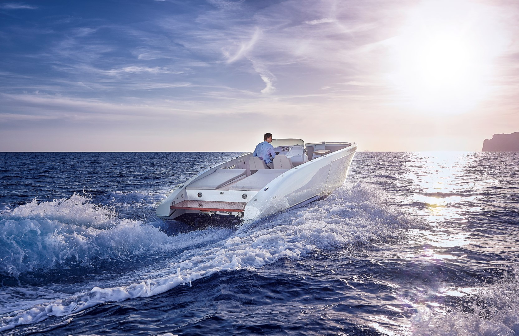 inshore yachts frauscher 1017 gt air golfe juan