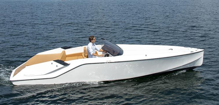 inshore yachts frauscher 740 mirage golfe juan