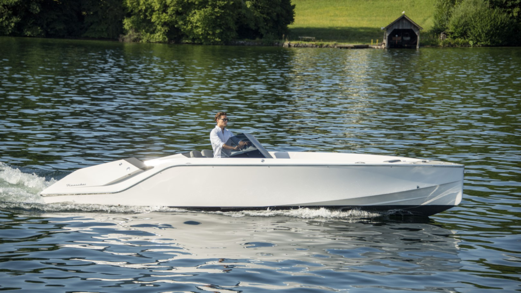 frauscher elektroyachts golfe juan inshore yachts
